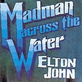 Elton John - Madman Across The Water Artwork