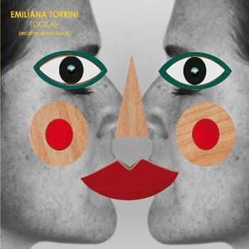 Emiliana Torrini - Tookah Artwork