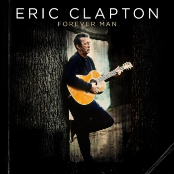 Eric Clapton - Forever Man Artwork