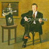 Eric Clapton - Me and Mr. Johnson Artwork
