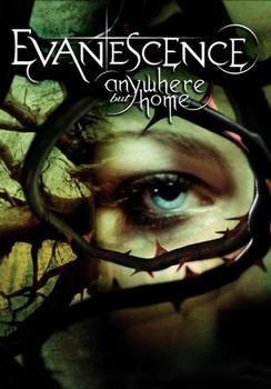 Evanescence - Anywhere But Home Artwork