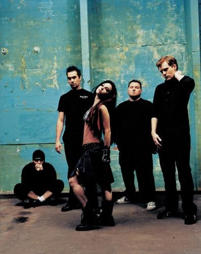 Evanescence – Die Band um Sängerin Amy Lee –