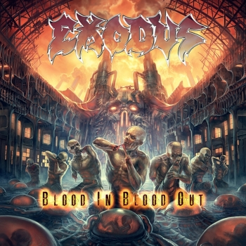 Exodus - Blood In Blood Out Artwork
