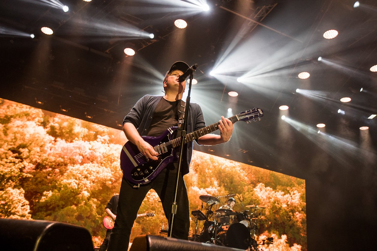 "Auf ""Mania""-Tour in Good Ol' Germany. – Fall Out Boy."