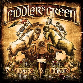 Fiddler's Green - Winners & Boozers Artwork