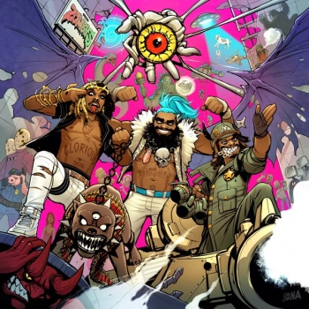 Flatbush Zombies - 3001: A Laced Odyssey