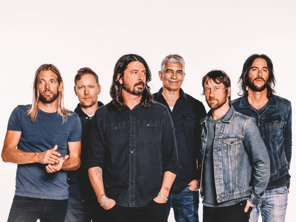 The Foo Fighters Tour