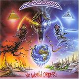 Gamma Ray - No World Order Artwork