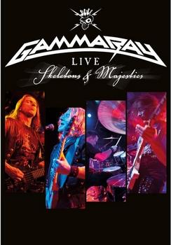 Gamma Ray - Skeletons & Majesties Live Artwork