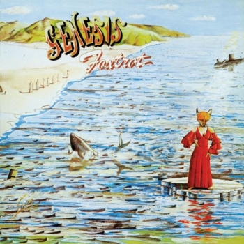 Genesis - Foxtrot Artwork