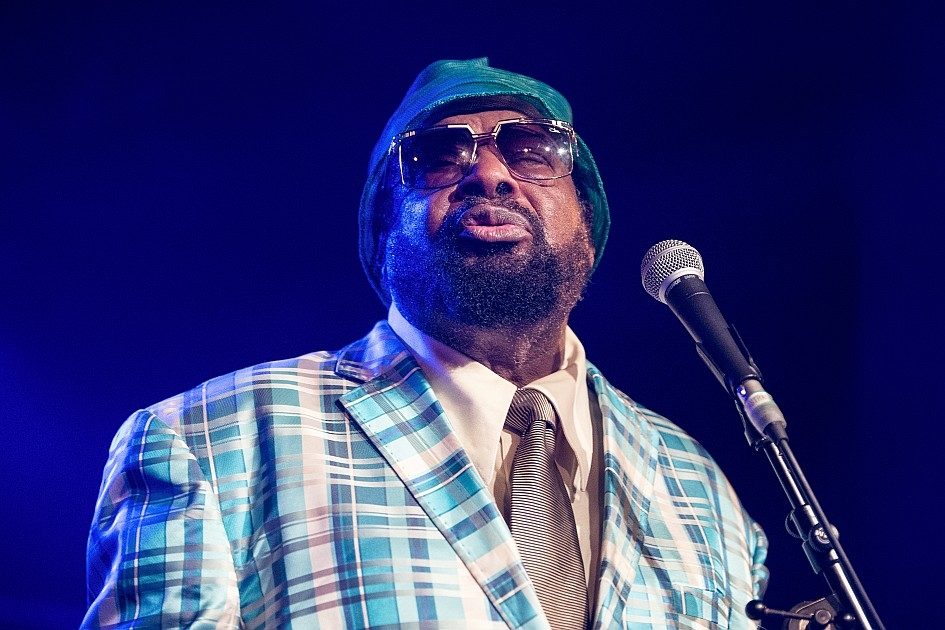 The Mothership has landed! – George Clinton ...