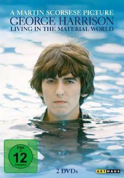 George Harrison - Living In The Material World Artwork
