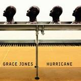 Grace Jones - Hurricane Artwork