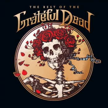 Grateful Dead - The Best Of The Grateful Dead Artwork