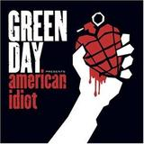 Green Day - American Idiot Artwork