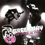 Green Day - Awesome As F**k Artwork