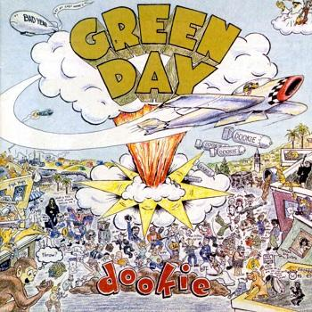 Green Day - Dookie Artwork