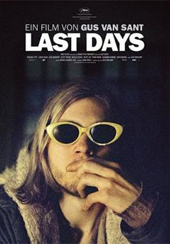 Gus Van Sant - Last Days Artwork