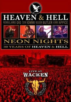 Heaven & Hell - Neon Nights - Live At Wacken - 30 Years of Heaven & Hell