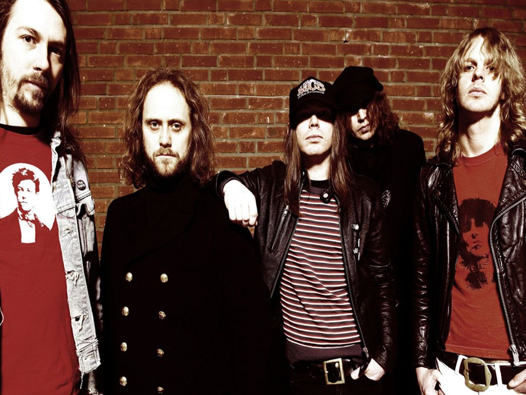 The Hellacopters - Gluecifer Respect The Rock USA