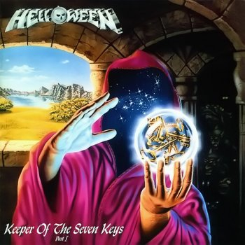 Helloween - Keeper Of The Seven Keys Part I Artwork