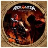 Helloween - Keeper Of The Seven Keys - The Legacy Artwork