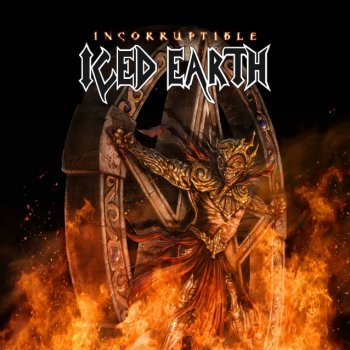 Iced Earth - Incorruptible Artwork