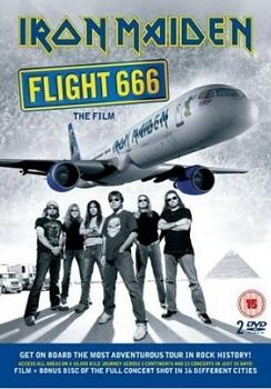 Iron Maiden - Flight 666 Artwork