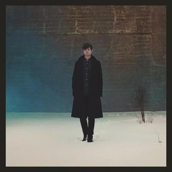 James Blake - Overgrown Artwork