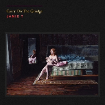 Jamie T. - Carry On The Grudge Artwork