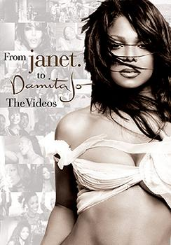 Janet Jackson - From Janet To Damita Jo - The Videos