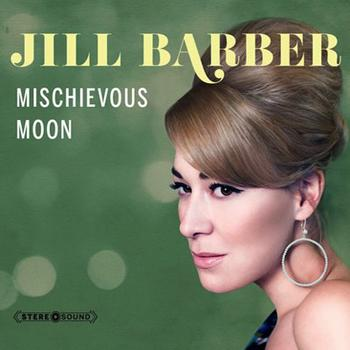 Jill Barber - Mischievous Moon Artwork