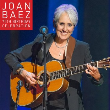 Joan Baez - 75th Birthday Celebration Artwork