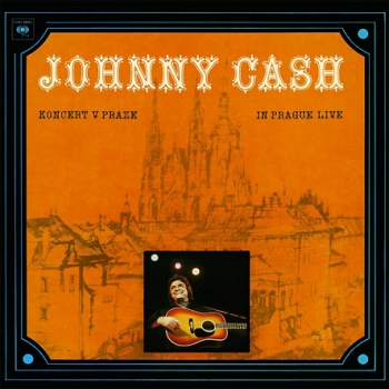 Johnny Cash - Koncert V Praze - In Prague Live