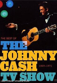Johnny Cash - The Best Of The Johnny Cash TV Show Artwork