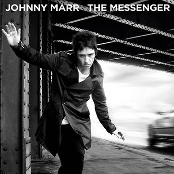 Johnny Marr - The Messenger Artwork