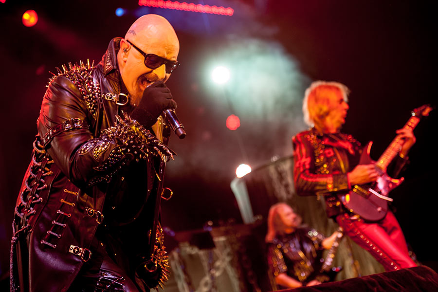 Judas Priest – Die Metal-Urviecher in Düsseldorf. – Mr. Metal!