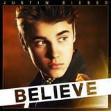 Justin Bieber - Believe Artwork