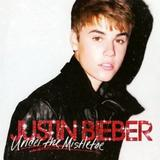 Justin Bieber - Under The Mistletoe Artwork