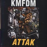 KMFDM - Attak Artwork