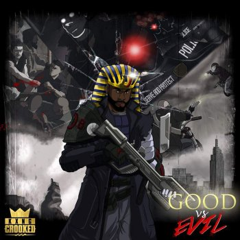 KXNG Crooked - Good Vs. Evil Artwork