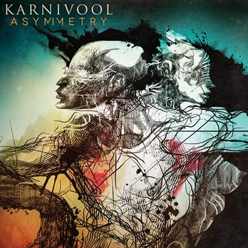 Karnivool - Asymmetry Artwork