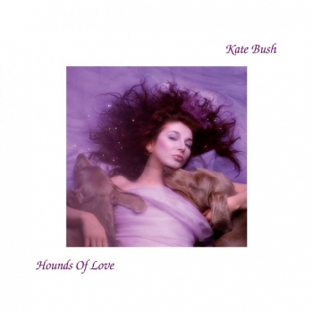 Kate Bush - Hounds Of Love Artwork