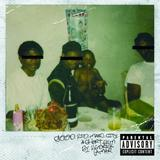 Kendrick Lamar - Good Kid, M.a.a.d City Artwork