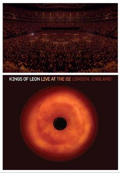 Kings Of Leon - Only By The Night - Live At The O2 Arena, London Artwork