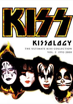Kiss - Kissology Vol. 3: 1992-2000 Artwork