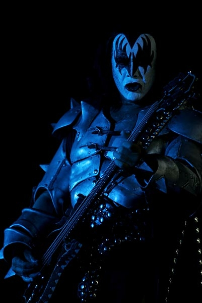 Kiss – Simmons und Co. live in Oberhausen. –