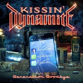Kissin' Dynamite - Generation Goodbye Artwork
