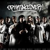Kool Savas - Optik Takeover! Artwork