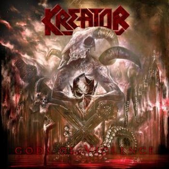 Kreator - Gods Of Violence Artwork